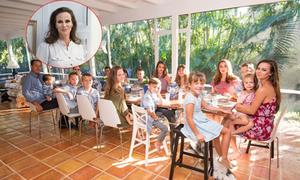 Cuộc sống thường ngày trong gia đình có 16 người con ở Mỹ