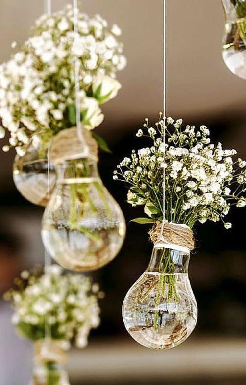 Những ý tưởng trang trí tiệc cưới chất lừ mà kinh tế - 4