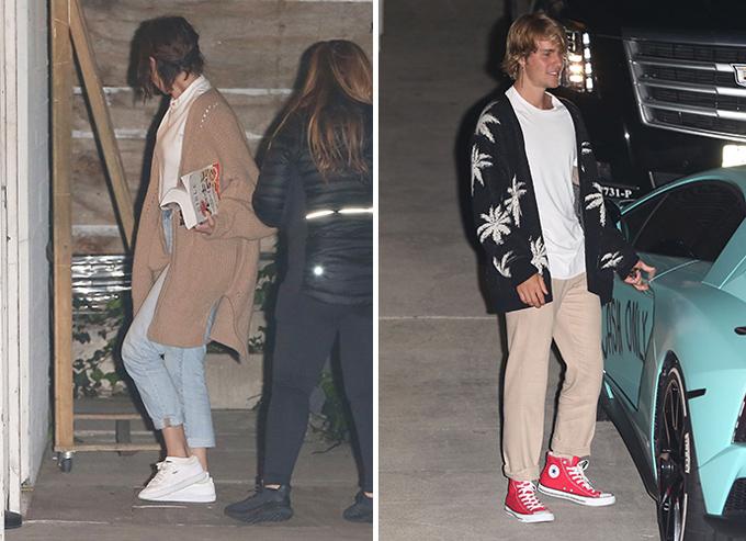 Justin Bieber bị bắt gặp lần hai đi chơi với cô người mẫu trẻ