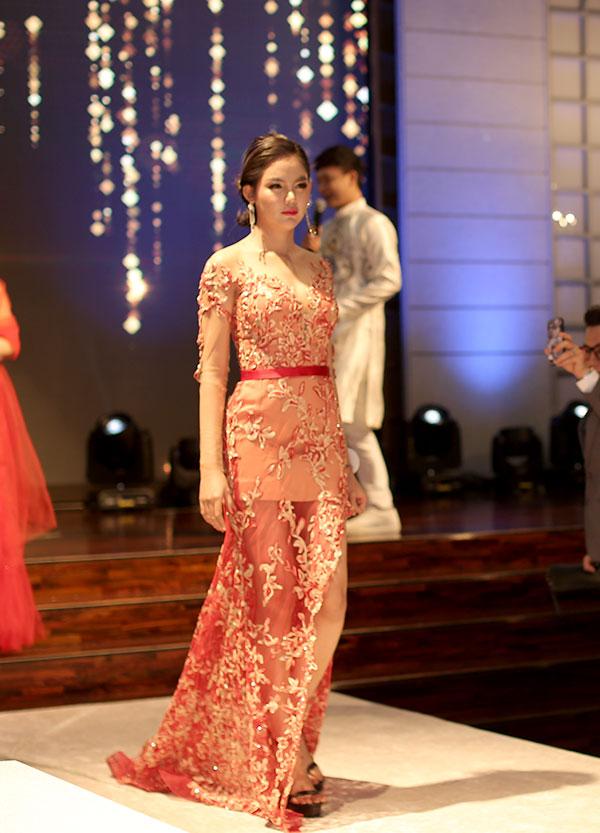 Phạm Thị Huyền Trăng đăng quang Nữ hoàng ngành làm đẹp - 8