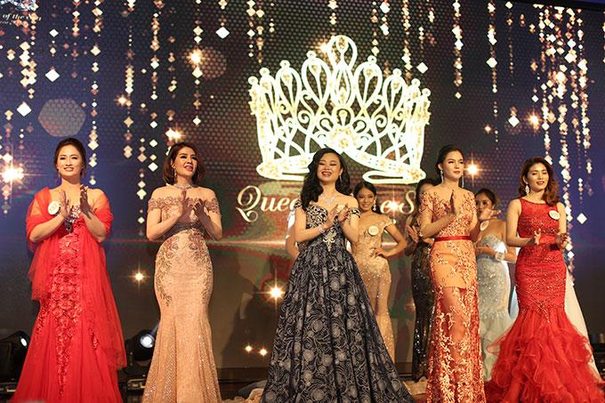 Phạm Thị Huyền Trăng đăng quang Nữ hoàng ngành làm đẹp - 6