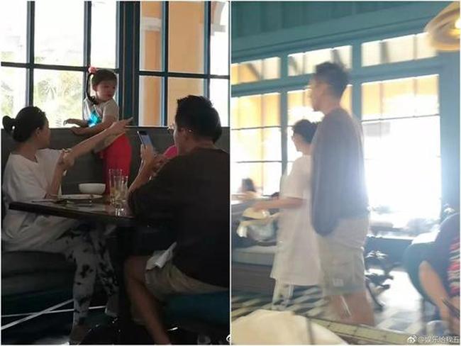 Trước đó vài ngày, hình ảnh vợ chồng Hy Viên và các con tại một resort ở Phú Quốc được chia sẻ trên mạng xã hội.