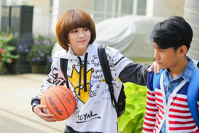 Thiên Khôi Idol Kids mới 13 tuổi đã tự bỏ tiền làm MV - 9