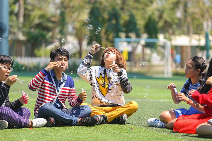 Thiên Khôi Idol Kids mới 13 tuổi đã tự bỏ tiền làm MV