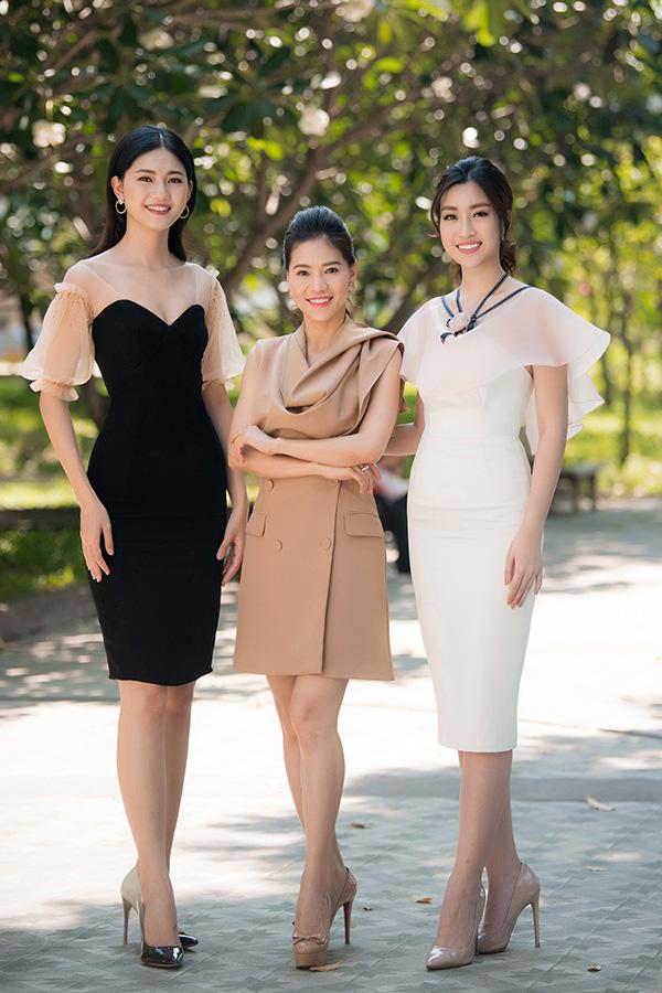 Đỗ Mỹ Linh, Thanh Tú, Thuỳ Dung bắt đầu hành trình tìm Hoa hậu Việt Nam 2018 - 4