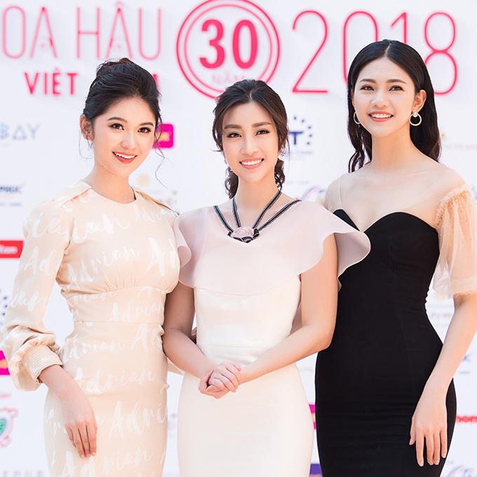 Đỗ Mỹ Linh, Thanh Tú, Thuỳ Dung bắt đầu hành trình tìm Hoa hậu Việt Nam 2018 - 5