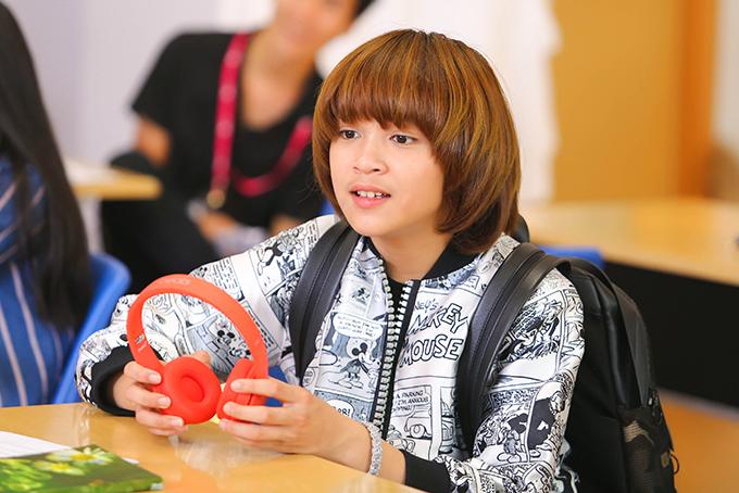 Thiên Khôi Idol Kids mới 13 tuổi đã tự bỏ tiền làm MV - 5