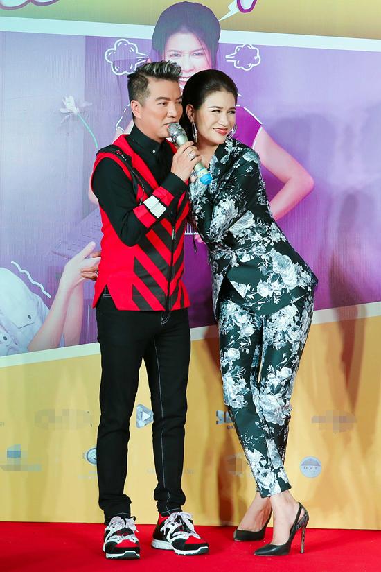 Vắng bạn trai, Ngọc Thanh Tâm thân thiết mẹ chồng Trang Trần - 3