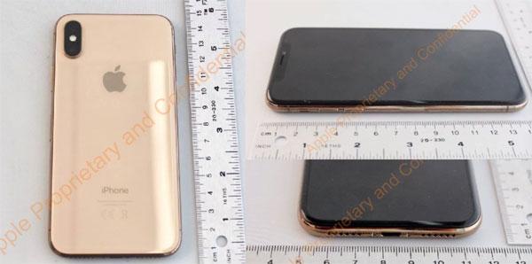 Apple sắp ra phiên bản iPhone X màu vàng mới