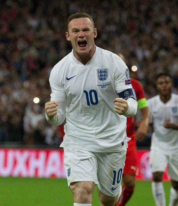 Kai gợi nhớ tới hình ảnh Rooney