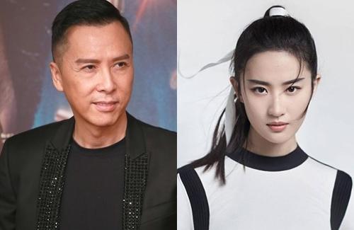Lưu Diệc Phi và Chân Tử Đanđảm nhận vai quan trọngtrong Hoa Mộc Lan.