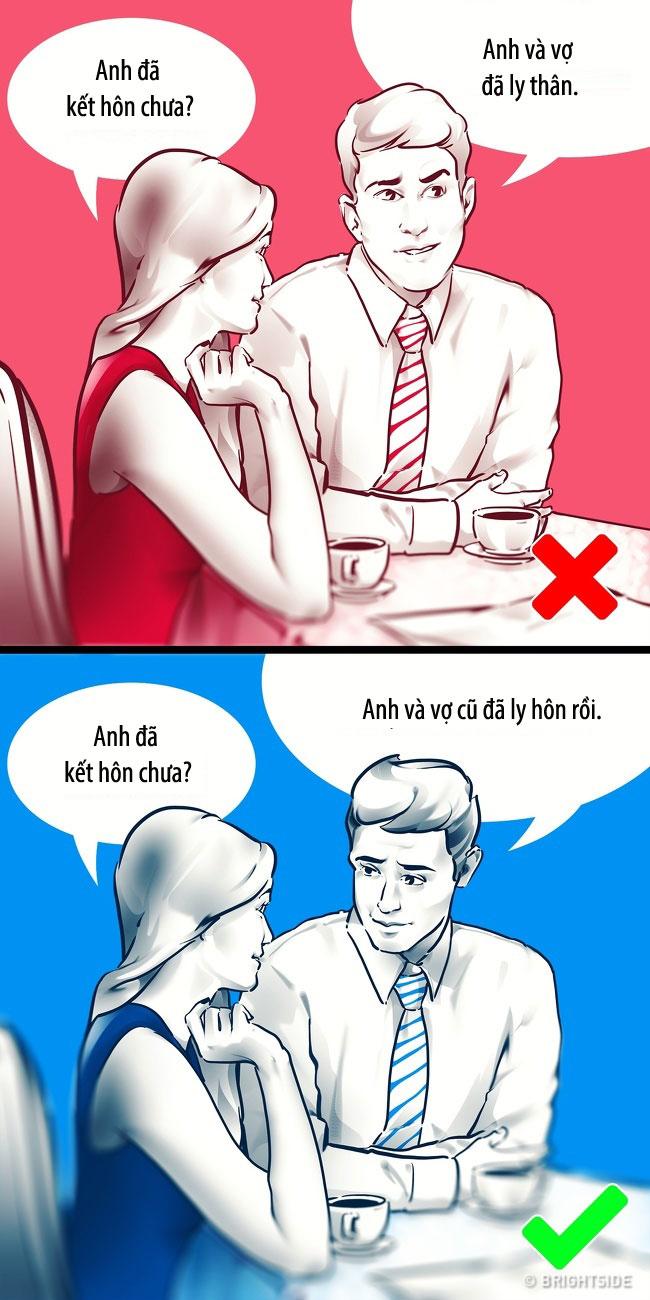Chuyên gia tâm lý và luật sư về ly hôn khuyên 10 câu nên hỏi trong buổi hẹn đầu