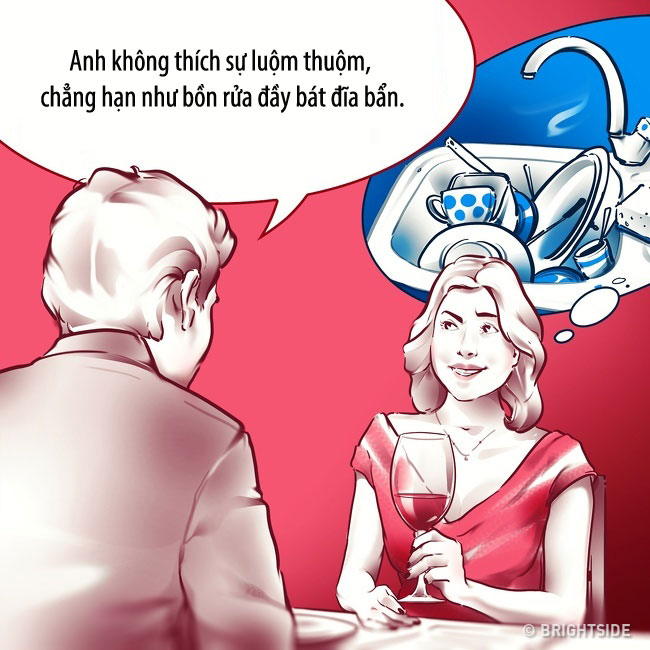 Chuyên gia tâm lý và luật sư về ly hôn khuyên 10 câu nên hỏi trong buổi hẹn đầu - 3