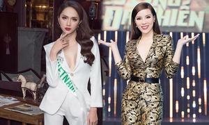 Sao Việt cá tính cùng mốt diện suit