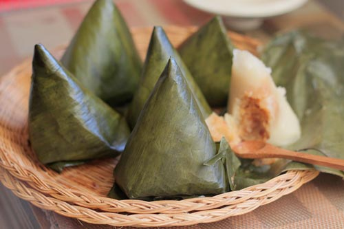 Đủ món bánh từ gạo nếp dành cho ngày Tết Hàn thực