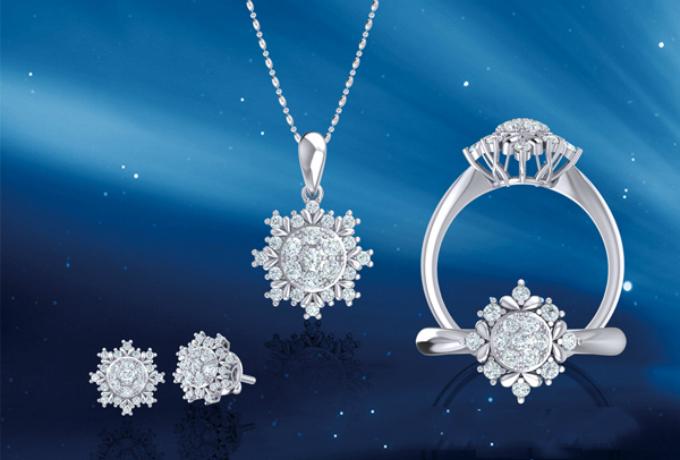 SJC sẽ cập nhật những mẫu trang sức mới cùng nhiều bộ sưu tập ấn tượng từ kim cương, đá quý và ngọc trai.