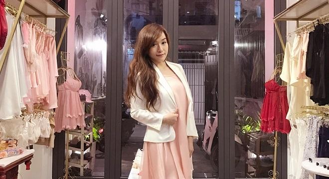 Đinh Nhật Cát Tường, sáng lập thương hiệu Sexy Forever.