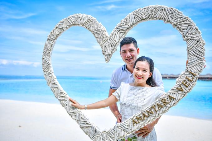 Bà xã Bình Minh:Anh ấy vẫn lãng mạn dù đã chung sống 10 năm - 9