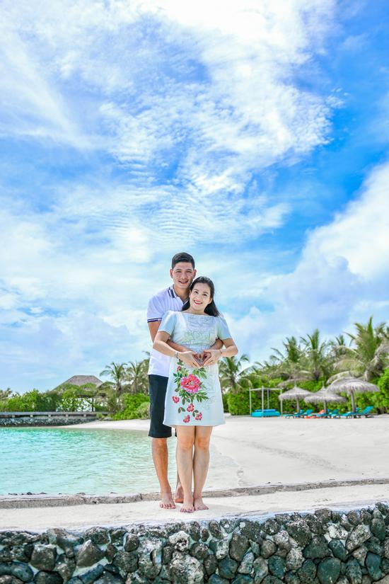 Bà xã Bình Minh:Anh ấy vẫn lãng mạn dù đã chung sống 10 năm