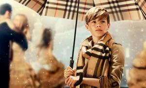 Thomas Burberry biến áo mưa thành thương hiệu thời trang xa xỉ