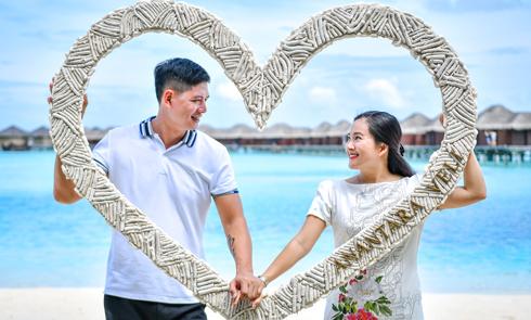 Anh Thơ: 'Bình Minh vẫn lãng mạn dù đã chung sống 10 năm'