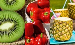 10 loại rau củ quả ăn thường xuyên giúp da trắng hồng từ bên trong