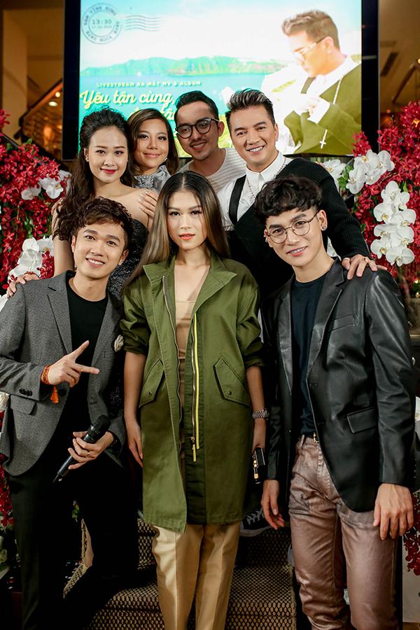 Dương Triệu Vũ chi 100 triệu mua album mới của Đàm Vĩnh Hưng - 9