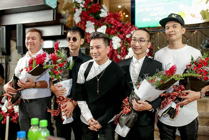 Dương Triệu Vũ chi 100 triệu mua album mới của Đàm Vĩnh Hưng - 10