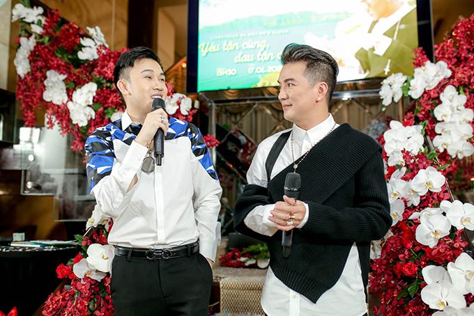 Dương Triệu Vũ chi 100 triệu mua album mới của Đàm Vĩnh Hưng - 1