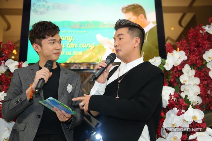 Dương Triệu Vũ chi 100 triệu mua album mới của Đàm Vĩnh Hưng - 2