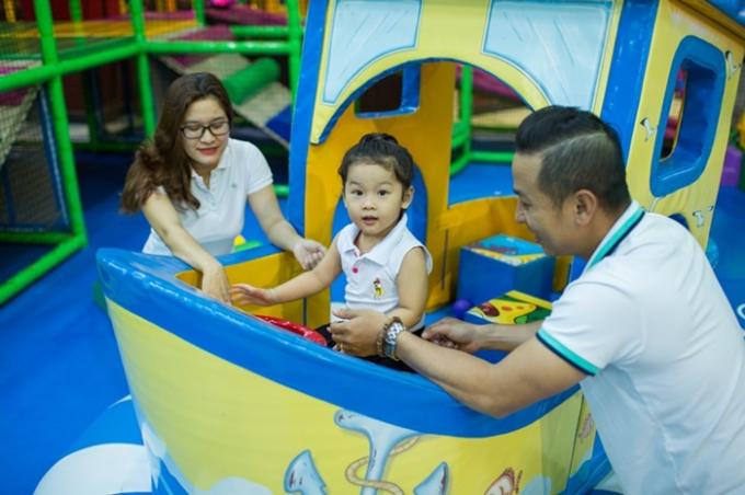 Các gia đình tại Quảng Nam, Đà Nẵng sẽ được vui chơi thỏa thích.