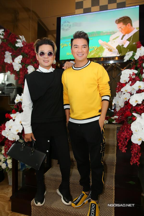 Dương Triệu Vũ chi 100 triệu mua album mới của Đàm Vĩnh Hưng - 8