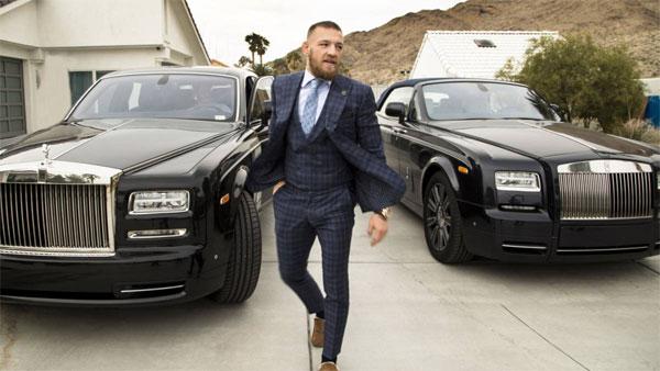 Được biết tới nhiều hơn sau trận đấu tỷ USD với Mayweather nhưng trước đó, VĐVCH Ireland cũng là một tay chơi có hàng ở làng UFC.