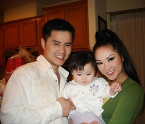 Trước khi ly hôn, vợ chồng Như Quỳnh - Nguyễn Thắng từng có thời gian sống hạnh phúc.
