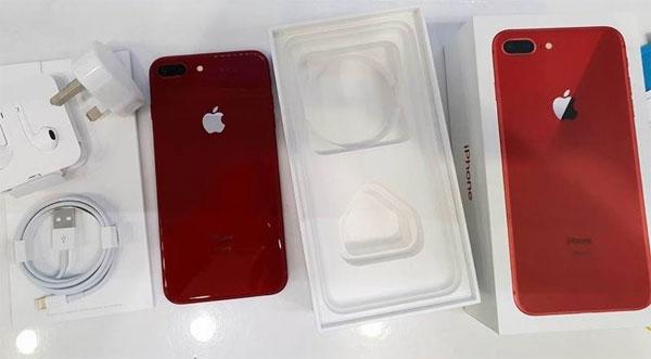 iPhone 8 màu đỏ về nhiều, nhu cầu mua không cao