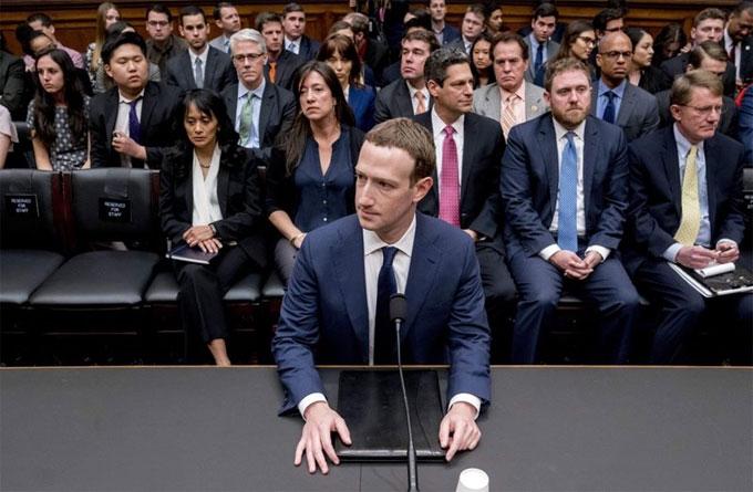 Facebook đối mặt với án điều tra mới