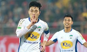 Xuân Trường, Văn Đức ghi danh trong top 5 siêu phẩm vòng 5 V-League