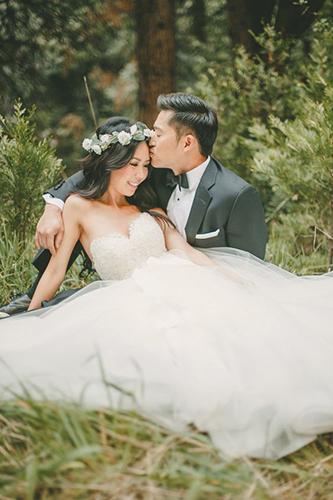 14 cách tạo dáng giúp cô dâu chú rể có những bức ảnh xuất thần - 5