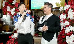 Dương Triệu Vũ chi 100 triệu đồng mua album mới của Đàm Vĩnh Hưng
