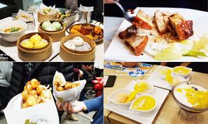 Gợi ý ăn 'sạch sành sanh' cả Hong Kong