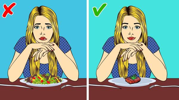 Ăn thịt và phô mai