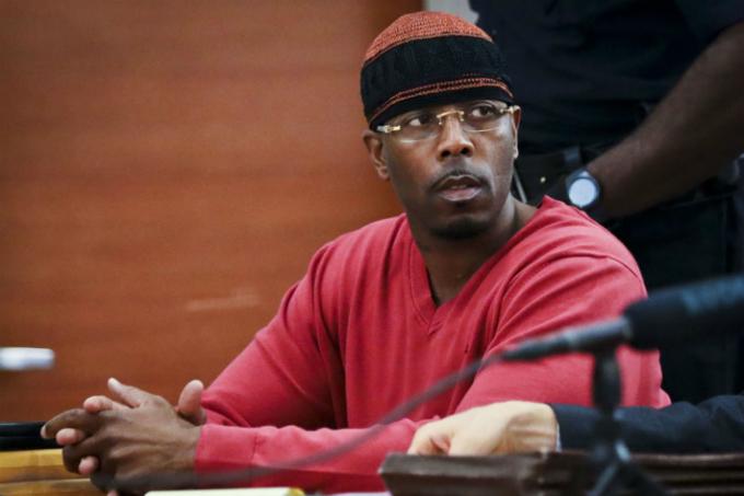 Calvin Buari ở tù22 năm vìtội giết người chưa từng thực hiện. Ảnh:AP