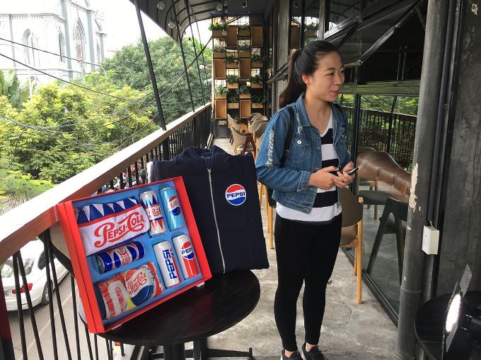 Giới trẻ Hải Phòng săn quà cùng Pepsi - 2