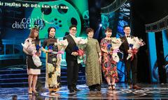 Dàn sao hội tụ trong Lễ trao giải Cánh Diều 2017