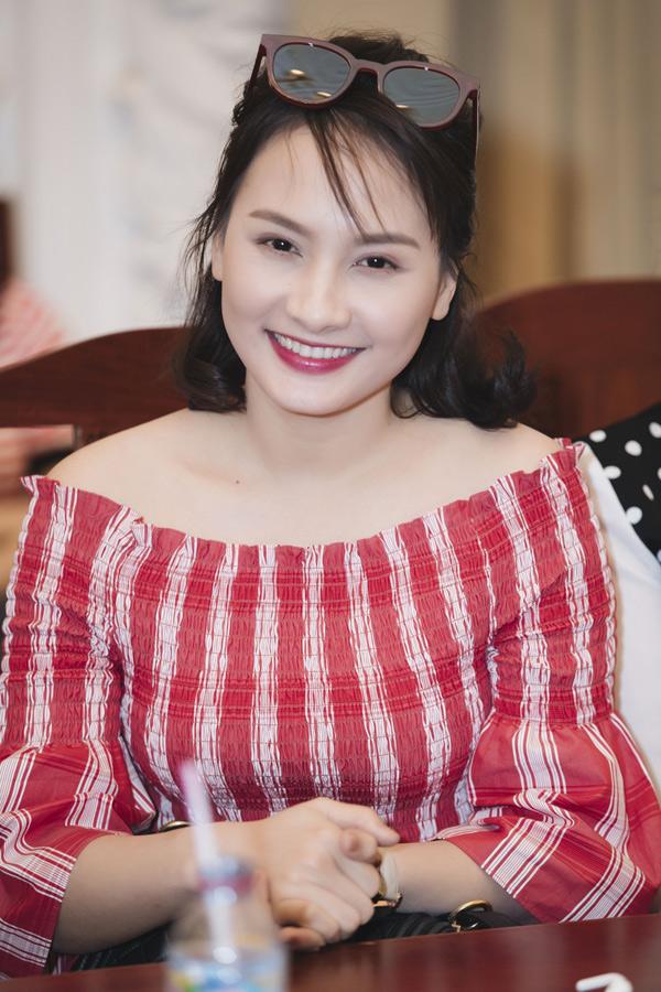 Bảo Thanh nổi tiếng từ vai diễn nàng dâu trong phim Sống chung với mẹ chồng.