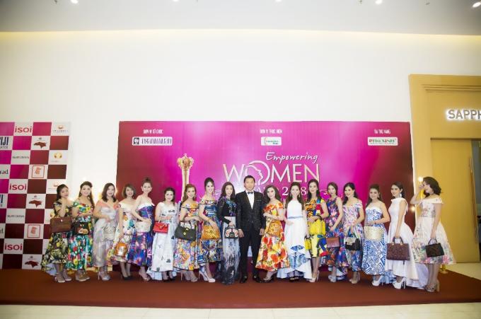 Chủ tịch Moolez Group đạt 'Bông hồng quyền lực 2018'