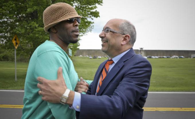 'Uber thăm tù' của người đàn ông bị kết án giết người