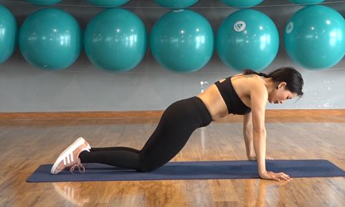 10 phút tập cardio giúp giảm mỡ thừa toàn thân