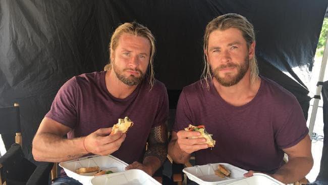 Chân dung nam diễn viên đóng thế Chris Hemsworth trong loạt phim 'Thor'