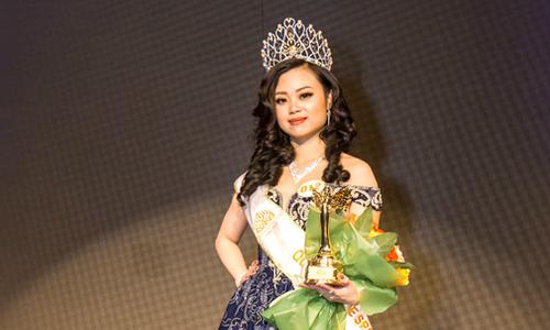 'Nữ hoàng làm đẹp' Huyền Trang tự hào với gương mặt tròn phúc hậu